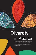 Diversity-in-practice a kit for services working with families from migrant refugee backgrounds (NSW source)_cover