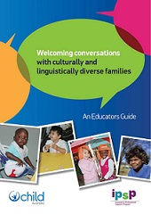 Welcoming-conversations-with-culturally-and-linguistically-diverse-families-an-educators-guide_Cover